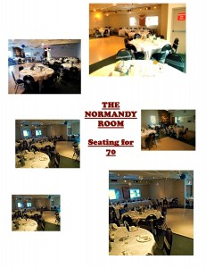 Normandy Room Collage